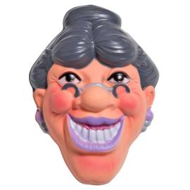 50 Jaar 3D Masker Sarah