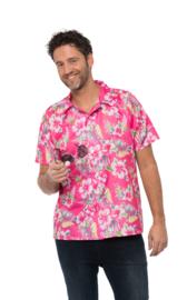Hawaï shirt Deluxe Pink