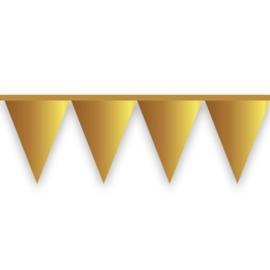 Vlaggenlijn goud (10m)