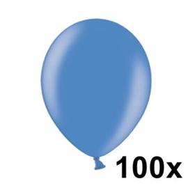 Metallic Blauw 100 Stuks