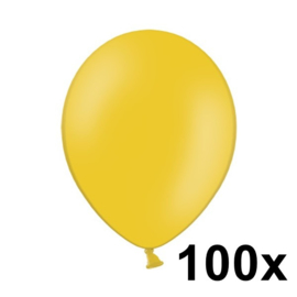 Pastel Oker Geel 100 Stuks