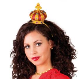 Kroon op diadeem
