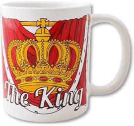 Funny Mug The King