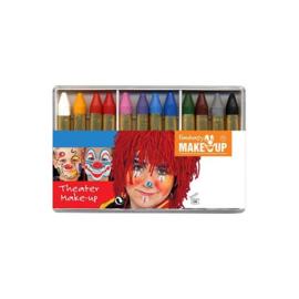Make-up stiften (12 kleuren)