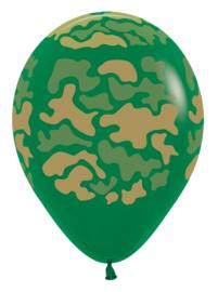 Latex Ballon Camouflage (1st)
