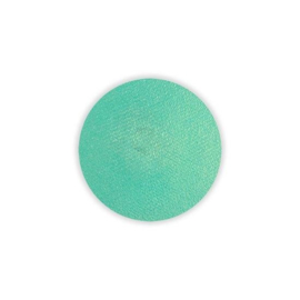 Aqua facepaint golden green shim. (16gr)