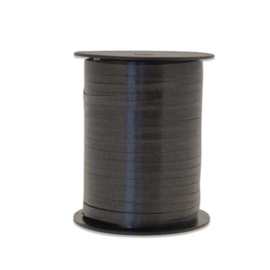 Polyband zwart (5mmx500m)