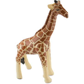 Opblaas Giraffe - 75 cm