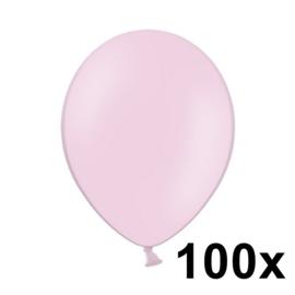 Pastel Roze 100 Stuks