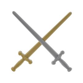 Ridder zwaard (2 assorti, 75cm)