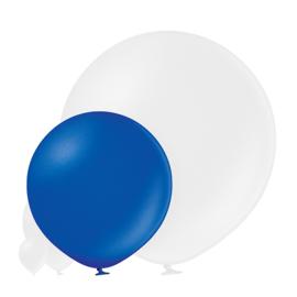 Metallic Royal Blauw 60 cm