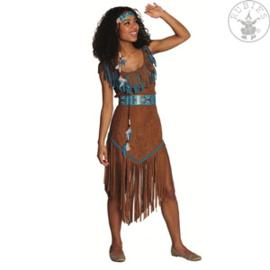 Indiaanse Dames Kostuum