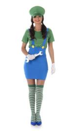 Damesjurkje Luigi (4-Delig)