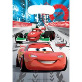 Cars feestzakjes - 6 stuks
