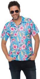 Hawaï shirt Deluxe Blue