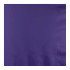 Servetten purple