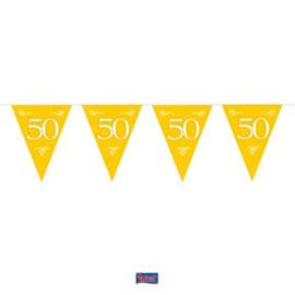 50 Jaar Gouden Vlaggenlijn - 10 meter