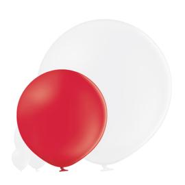 Pastel Rood 60 cm