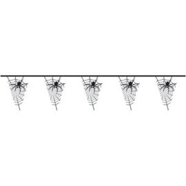 Vlaggenlijn spinnenweb (6m)