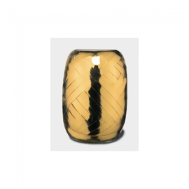 Polyband goud metallic (5mmx20m)