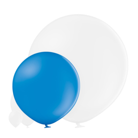 Pastel Midden Blauw 60 cm