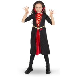 Zwarte Vampieren Jurk