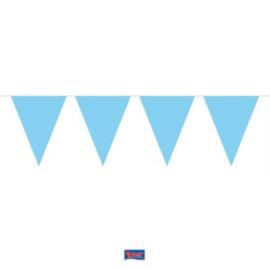 Mini Baby Blauwe Vlaggenlijn - 3 meter