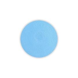 Aqua facepaint 16gr baby blue glanskleur.