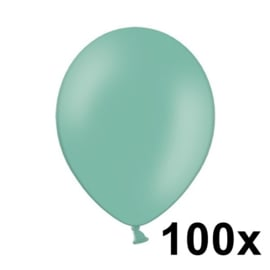 Pastel Forest Groen 100 Stuks