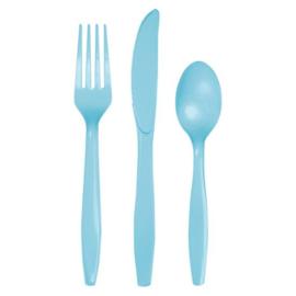 Bestek pastel blue