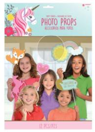 PhotoBooth Props Unicorn