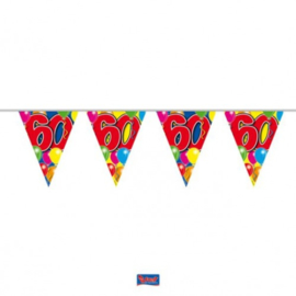 Vlaggenlijn Balloons 60 jaar