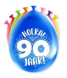 Party Ballonnen - 90 jaar