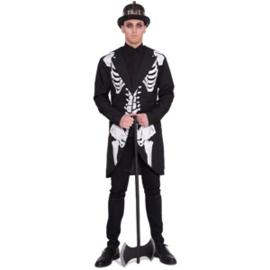 Skelet Halloween Colbert Jasje Heren