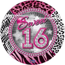 Borden Sweet 16