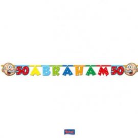 Letterslinger Abraham Rainbow