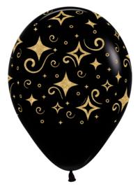 Ballonnen Golden Diamonds (1st)