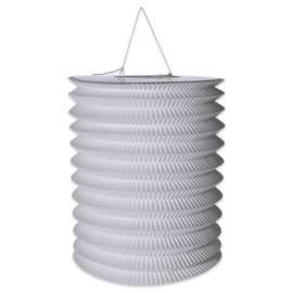 Treklampion wit (Ø16cm, 3st)