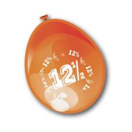 Ballonnen '12½' koper (Ø30cm, 8st)