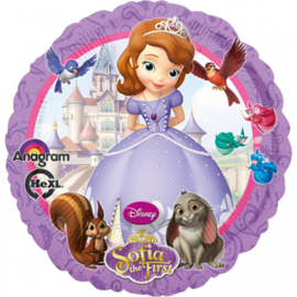 Folieballon Sofia the First - 43 cm