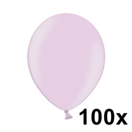 Metallic Roze 100 Stuks