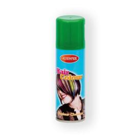 Haarkleurspray groen (125ml)
