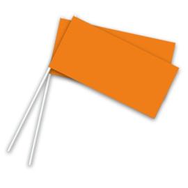 Zwaaivlag oranje (1st)