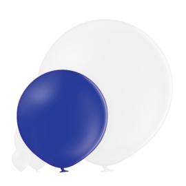 Pastel Nacht Blauw 60 cm