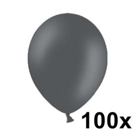 Pastel Grijs 100 Stuks