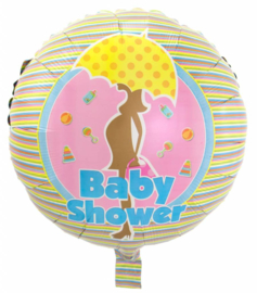 Folieballon Baby Shower - 43 cm