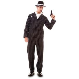 Gangster Kostuum Heren