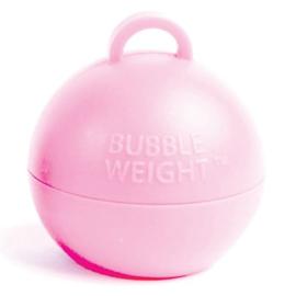 Ballongewicht bubble babyroze (35gr)