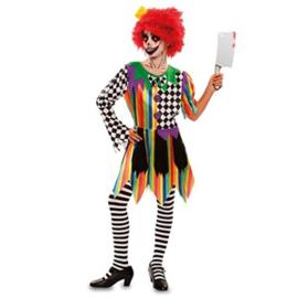 Sinistere clownsjurkje