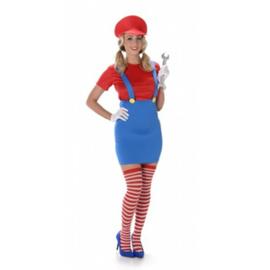 Super Mario Lady Jurkje